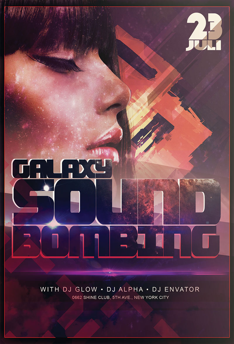 Galaxy Soundbombing