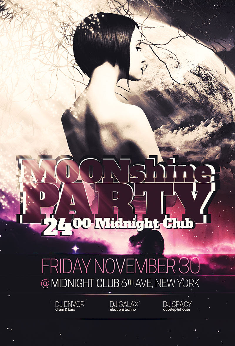 Moonshine Party